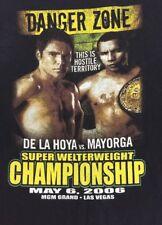 De La Hoya Mayorga Championship Xl T Shirt 2006 Mgm Grand Las Vegas