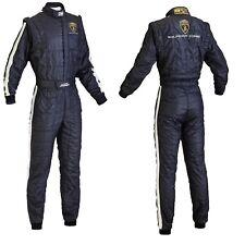 OMP Vintage One Racing Suit Sz 52 Lamborghini Limited Collection A842 $1590 Ret.