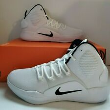 Nike Hyperdunk X TB AR0467-100 MENS SZ 12 Basketball Shoes New White NEW Black