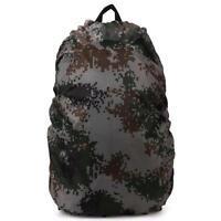 Waterproof Backpack cover 35L 70L Bag Camping Hiking Outdoor Rucksack Rain Dust