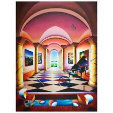 "Ferjo, ""Renoir in Paradise 2"" Original Painting on"