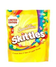 Skittles Limited Edition Smoothies 152g Valentine's.birthday.just for you gift