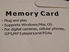 64GB Tarjeta Micro SD clase 10 TF Flash tarjeta de memoria SDHC SDXC Mini - 64G-Nuevo