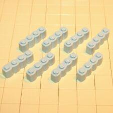 Lego® Creator  12 Steine 1 x 4  Blau 301023 3010
