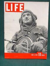 LIFE - WW II British RAF Gunner - Norway Invasion - Birth Control - May 1940