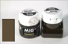 Mig Productions Pigments Brown River Bank P058