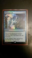 FOIL SHOW AND TELL Conspiracy: Take The Crown Magic MTG MINT CARD