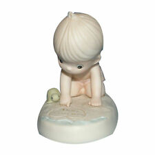 Precious Moments Figurine 129488 ln box Love Letters In The Sand