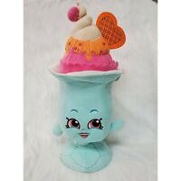 "21"" Shopkins Jumbo Sundae Suzy Ice Cream Plush Figure Doll Plush Toy B350"