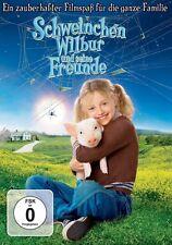 SCHWEINCHEN WILBUR UND SEINE FREUNDE (DAKOTA FANNING,...) DVD NEU
