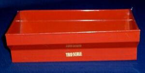 Tru-Scale Flare Box Wagon Top c1950's-1960's no running gear Pressed Steel