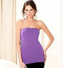 Cotton Bandeau Sleeveless Other Tops for Women