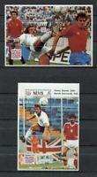 S6993) Nevis 1994 MNH World Cup Football '94 - S/S x2