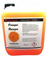 Orangen Duft - Reiniger 5 Liter Konzentrat