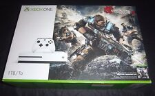 Xbox One S (Gears Of War 4 Bundle) + Vertical Console Stand and Controller Stand