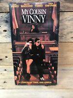 My Cousin Vinny VHS 1992 Joe Pesci Marisa Tomei Fred Gwynne Ralph Macchio