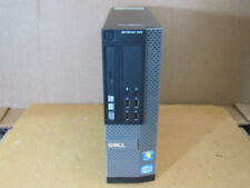 Dell Optiplex 790 Core i7 CPU 2600, 3.4 GHz  With 4 GB RAM, 250 GB Hard Drive