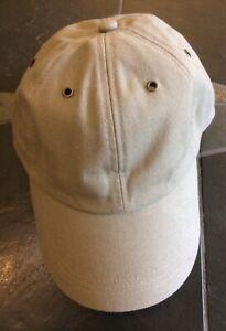 Khaki Beige Baseball Cap (NEW)