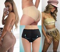 Women Buttock Padded Underwear Briefs Knickers Bum Lift Enhancer Pants Shapewear