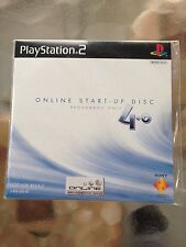 PlayStation 2 Online Start-Up Disc Broadband only 4.0