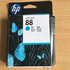 Genuine Autentico Hewlett Packard HP Cartuccia di Inchiostro Ciano 88 C9386AE