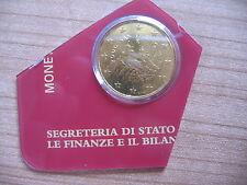 San MARINO 50 cent 2006 del corso set di monete