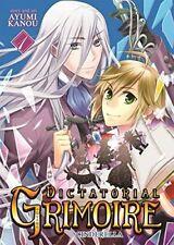 Dictatorial Grimoire: Cinderella (Volume 1), Ayumi Kanou, Like New, Paperback