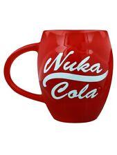 Fallout Tasse Pour Thé ou café NUKA COLA grand ovale rouge