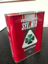 OLIO MOTORE SELENIA PETRONAS QUADRIFOGLIO 5W/40 2 LITRI