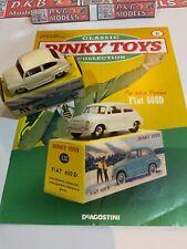 DeAgostini / Dinky Toys No.520 Fiat 600 D Also includes Magazine NEW