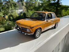 AUTOART 1:18 BMW 2002 tii #70506 By RACEFACE-MODELCARS