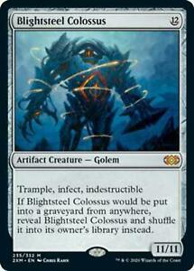 Blightsteel Colossus - Double Masters - Magic The Gathering MTG