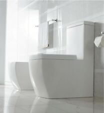 One Piece Toilet - Modern Bathroom Toilet - Dual Flush Toilet - Bolzano