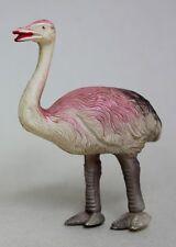 Rare Antique Celluloid Animal Ostrich Toy Figure