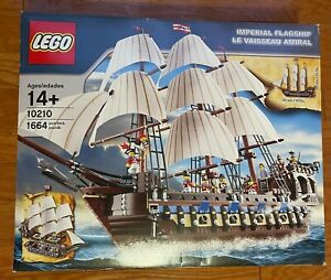 LEGO Pirates Imperial Flagship 10210 - NIB - Never Opened