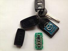 Mazda 2 3 6 323 Mx5 626 3 Button Remote Key Fob 41804