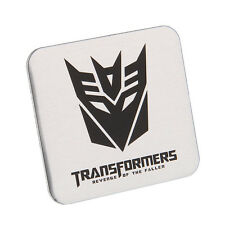 Aluminum alloy Car Decals Badge Emblems Stickers for Transformers Decepticon NEW