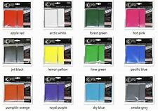 1000 Ultra Pro Eclipse Pick your Colors Matte Deck Protector Sleeves New