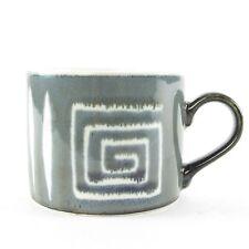 Mikasa Potter's Craft Firesong Japan 6 oz Cup Mug Art Pottery HP300 Lot of 8