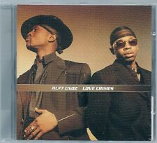 CD ALBUM 14 TITRES--RUFF ENDZ--LOVE CRIMES--2000