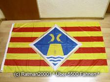 Fahnen Flagge Formentera Spanien Digitaldruck - 90 x 150 cm