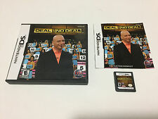 Deal or No Deal (Nintendo DS, 2007) Complete