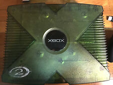 Original Xbox Halo 2 Collector's Edition Clear Green Console (SEA Exclusive)