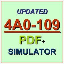 Nokia Triple Play Services NRS 3RP Test 4A0-109 Exam QA SIM PDF+Simulator