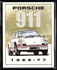 PORSCHE 911 1963-77 - Original Tarjetas Coleccionistas - 911s 912 CARRERA RS 3.0