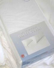 Homescapes Hypo-Allergenic/Dust Mite-Proof/Waterproof Duvet Cover Protector