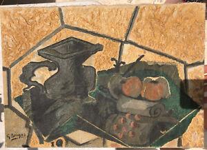 D'APRES GEORGES BRAQUE (1882-1963) LE TAPIS VERT