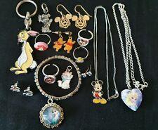Disney Costumejewellery (K31) Job Lot Of