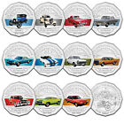2017 50c Ford Australia Heritage 12-Coin Collection with Tin -in stock