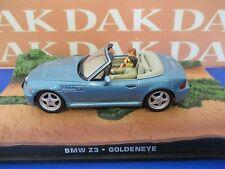 Die cast 1/43 Modellino Auto 007 James Bond BMW Z3 Spider - Goldeneye